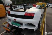 La Lamborghini Gallardo LP570-4 Superleggera vuole sembrare una Super Trofeo