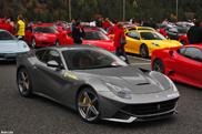 Evento: Sexta concentración de Ferraris en Andorra, Parte 1.
