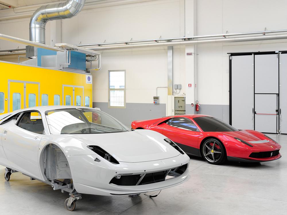 Eric Claptons E La Sua Ferrari Sp12 Ec