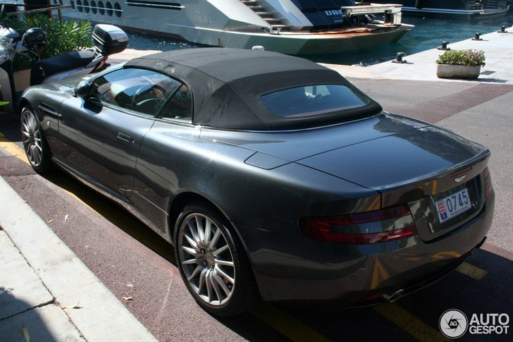 wealthy man names his boat after his favorite car db9
