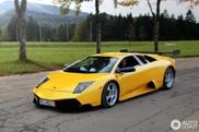 Locura: Lamborghini Murcielago con esteroides.