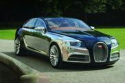 Superluksusowe Bugatti Galibier 16C opóźnione.