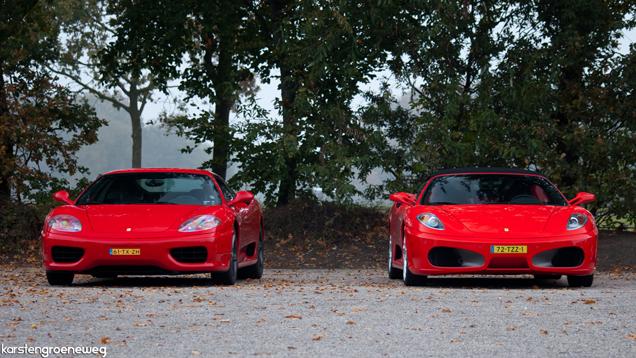 Evenement: Ferrari Herfstrit 2012 deel 2