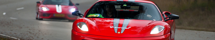 Evento: concentración de Ferraris en Herfstrit 2012 2ª parte