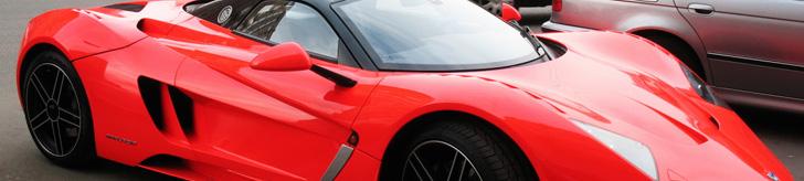 Marussia B1: Sportowy samochód pozbawiony uroku
