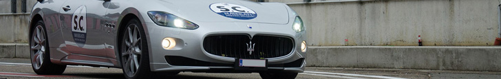 Evento: Maserati Club Maseratisti Fiamminghi en el circuito de Zolder