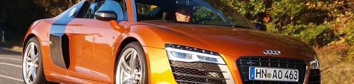 Spot: Audi R8 V10 na rok 2013