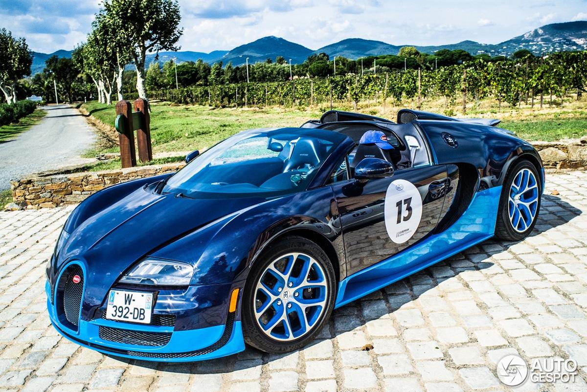 Bugatti Overload In Saint Tropez