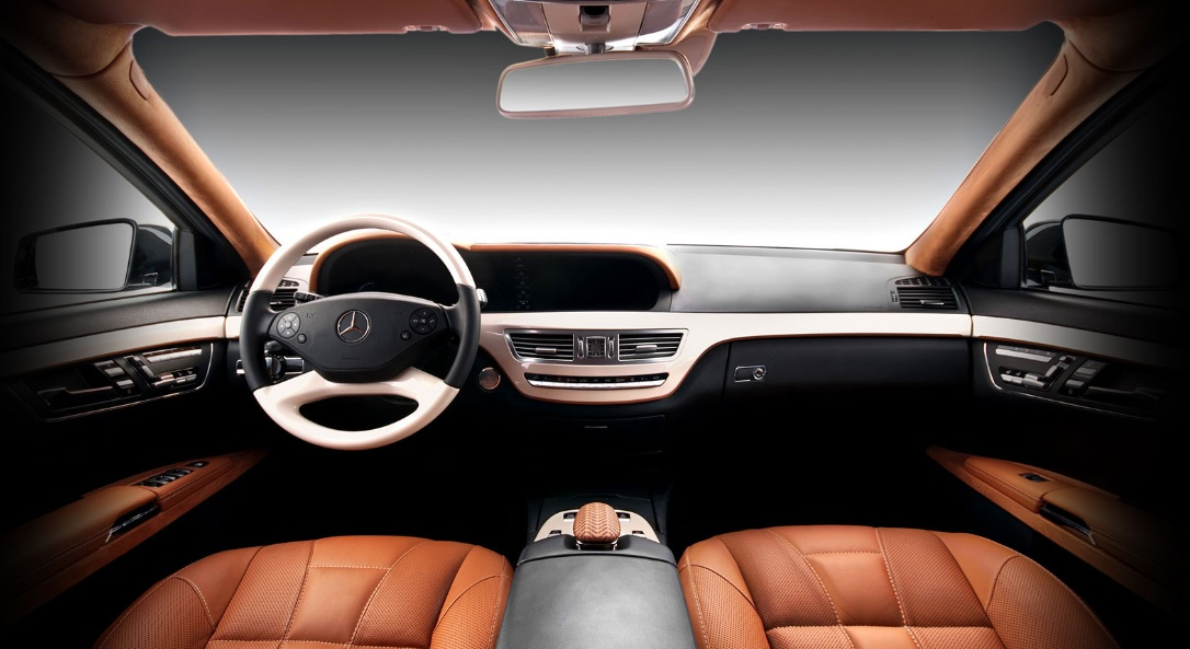 vilner brings back the classicism in the interior of the powerful mercedes benz s 63 amg