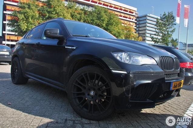 Gestolen! BMW X6M in Oudewater!