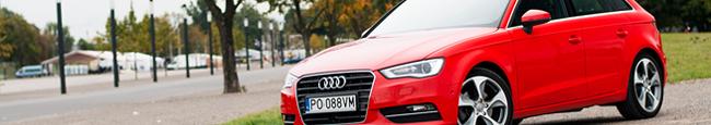 Jazda próbna: Audi A3 Sportback