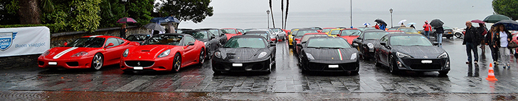 Evento: Sportscars Day en Ascona parte 1