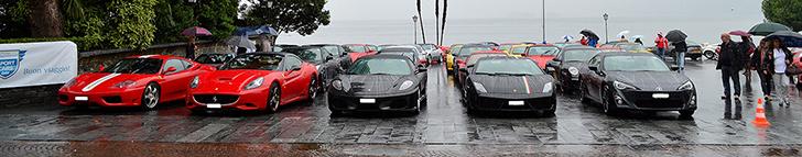 Evento: Sportscars Day en Ascona parte 1