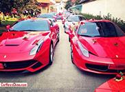 Kineska svadba prepuna egzotičnih automobila!