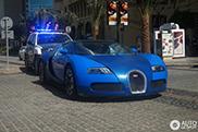 Vlasnika Bugattija zaustavila policija Dubaija