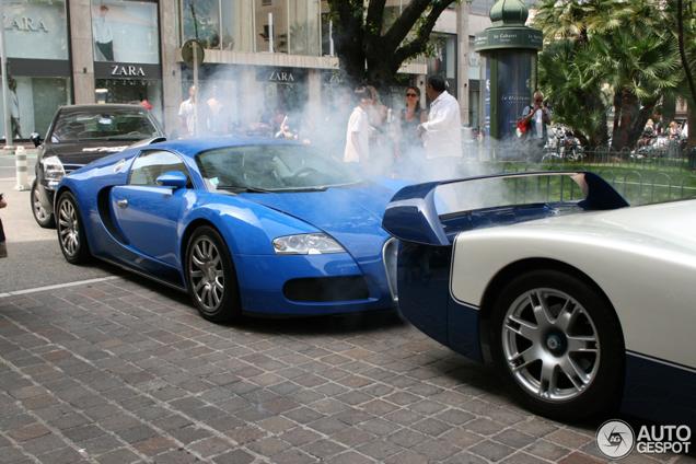Extreme combo gespot in Monaco!