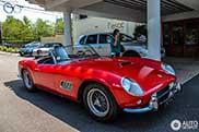 Редкая Ferrari 250 GT LWB California Spyder Замечена в Гринвиче