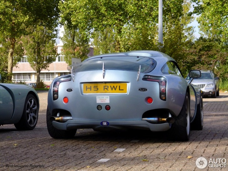 Rare TVR Sagaris is the most brutal car of this group