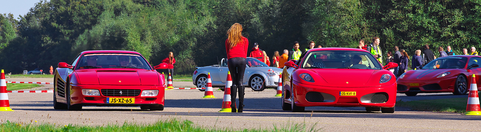 Wydarzenie: FerrariOwnersClubNL Herfstrit