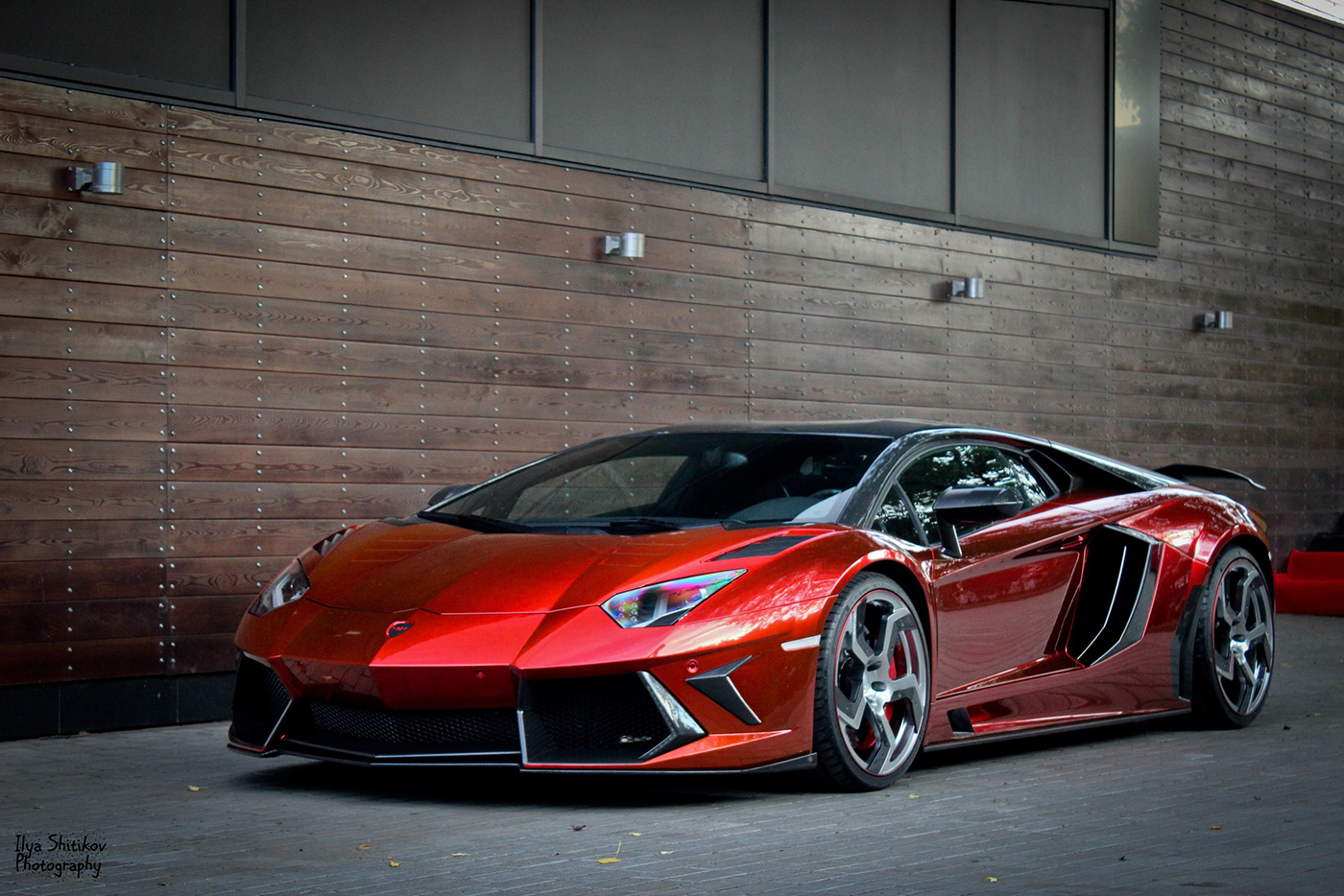 This Mansory Aventador is waiting for a new owner