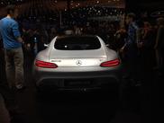 Pariz 2014: Mercedes-AMG GT