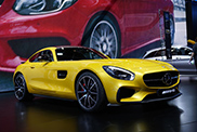 Pariz 2014: Mercedes-AMG GT Edition 1