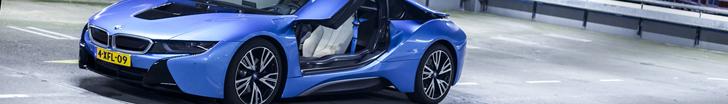 Driven: BMW i8