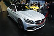 Paris 2014: Mercedes-AMG C 63