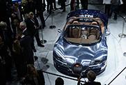 París 2014: Bugatti Veyron 16.4 Grand Sport Vitesse Ettore Bugatti