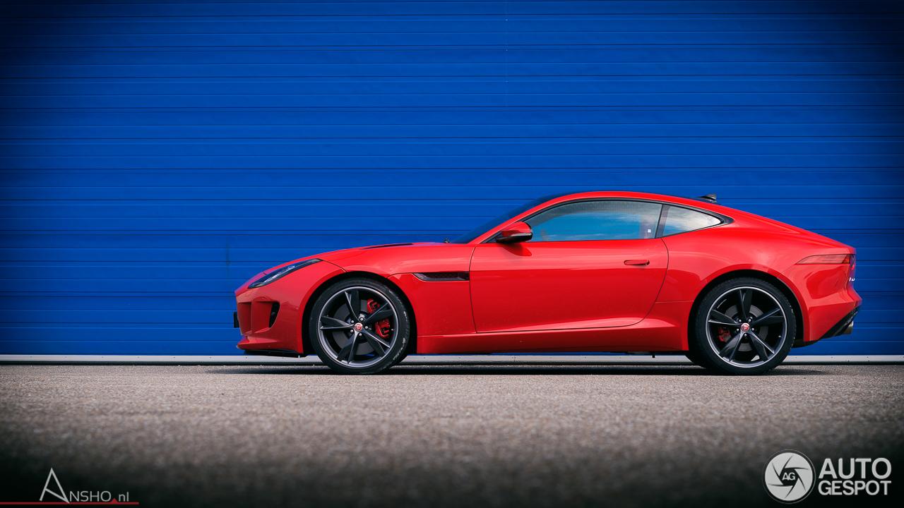 Driven Jaguar F Type S Coupé