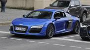 Avistado: Audi R8 LMX Ed.Limitada