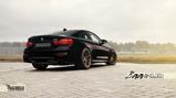 BMW M4 op schitterende HRE velgen