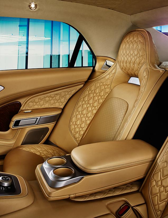 Aston Martin Lagonda komt naar Parijs