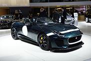 Paris 2014: Jaguar F-TYPE Project 7