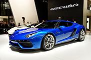 Paris 2014: Lamborghini Asterion LPI 910-4