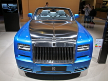 Paris 2014: Rolls-Royce Waterspeed Collection