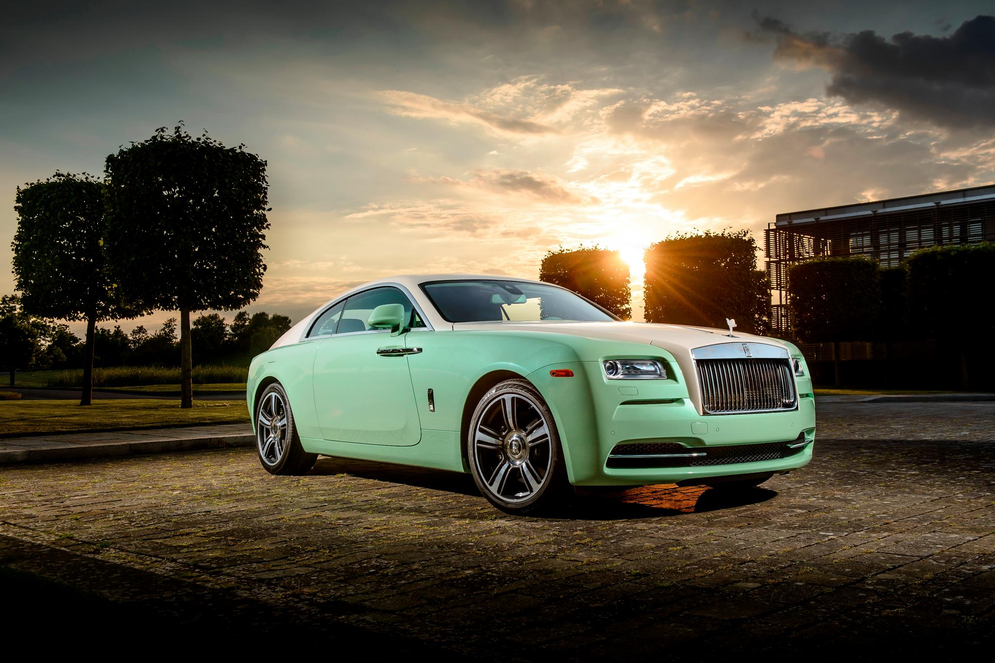 Rolls Royce Wraith For Sale >> Michael Fux's Rolls-Royce Wraith is remarkable