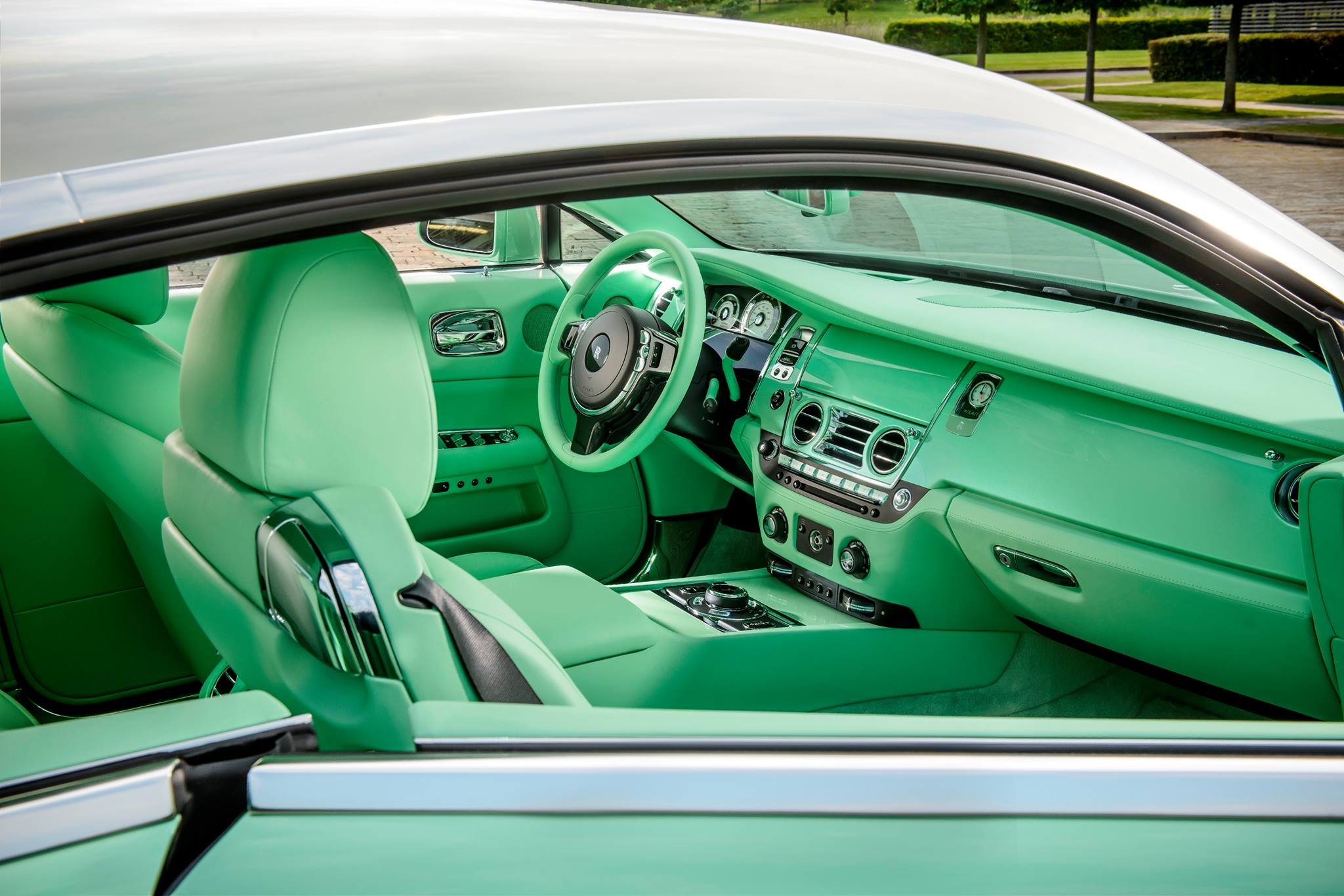 Michael Fux S Rolls Royce Wraith Is Remarkable