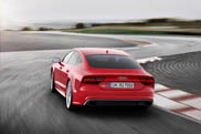 Audi presents self-driving RS7