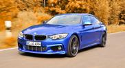 AC Schnitzer tunes the BMW 4 Serie Gran Coupé