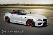 Carlex Design turns the BMW Z4 into a piece of art