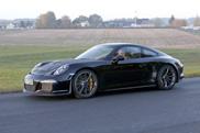 La future Porsche 911 R spottée pour la première fois