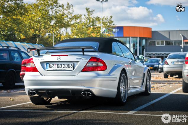 Mercedes-Benz CLK DTM AMG Cabriolet is still lovely