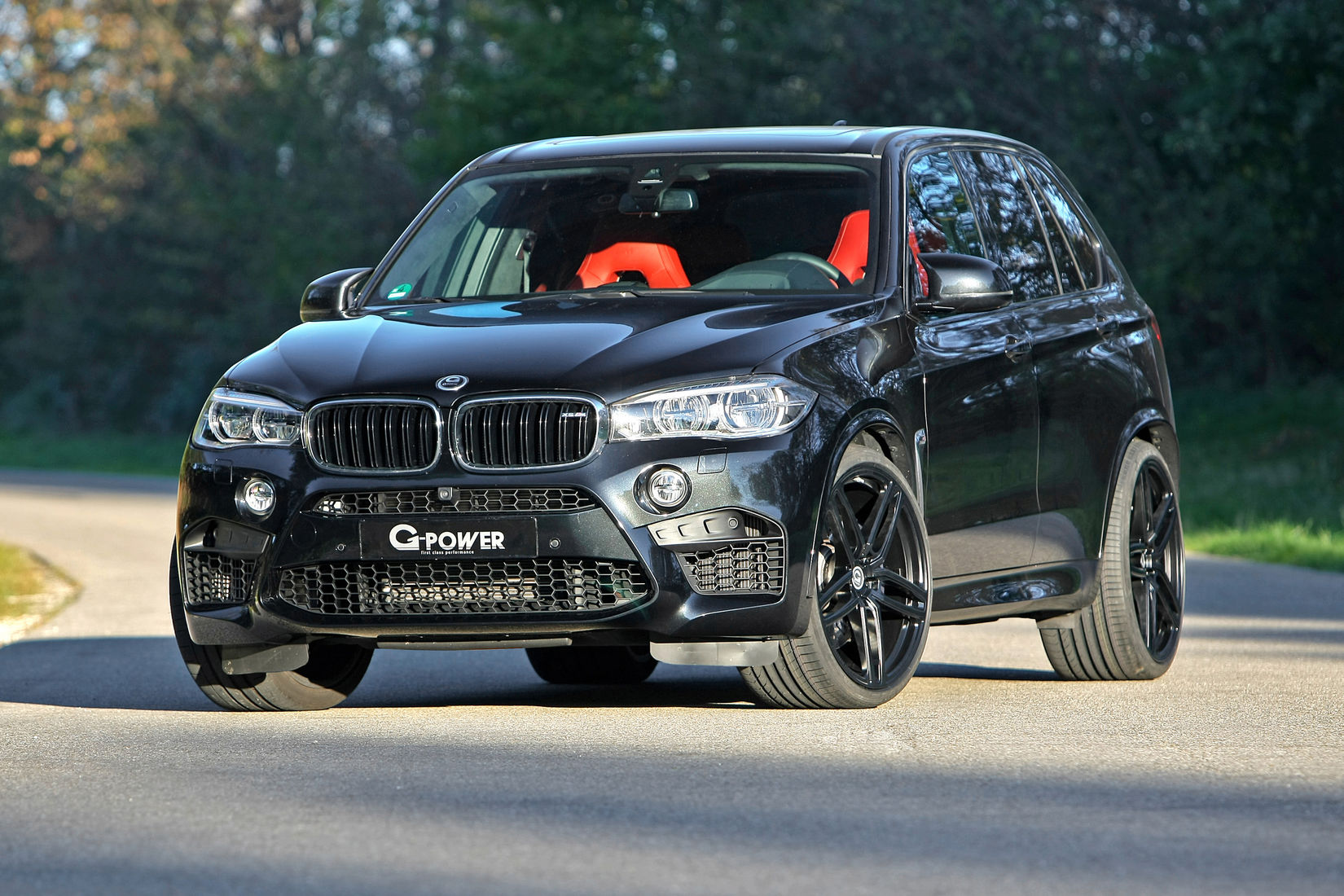 Bmw X5 M By G Power Produces700 Hp