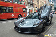 Spotted: Gordon Ramsay with his LaFerrari