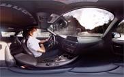 BMW M2 auf dem Salzburgring mit Augusto Farfus