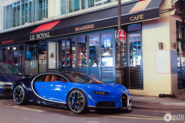 Bugatti ziet uitstekende verkoopcijfers Chiron