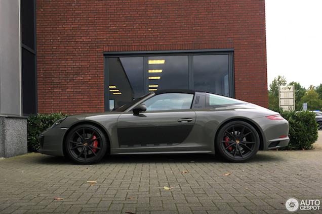 Bijzonder, Porsche 911 Targa 'Alex Edition'
