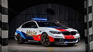 News: BMW M5 MotoGP Safety Car
