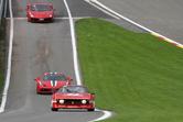 Event: Ferrari West Europe op Circuit de Spa Francorchamps